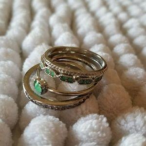 Torrid - Stacking Rings